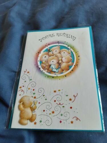 Your retiring card BNIP bears