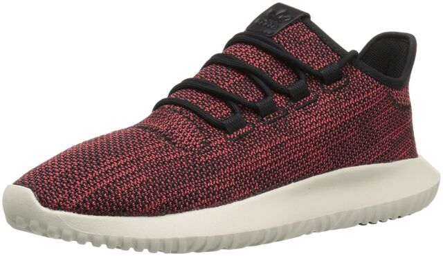 fbaeefc9cc439c adidas Tubular Shadow Shoes Men s Core Black   Trace Scarlet 12.5