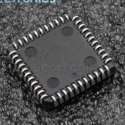 5PCS AT89S53-24JI S53-2 PLCC-44 8-Bit Microcontroller with 12K Bytes Flash L2KD