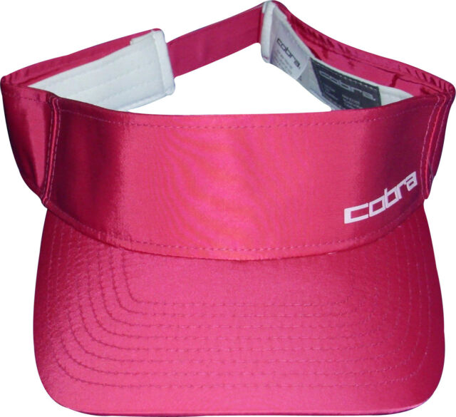 Cobra Adjustable Womens Golf Visor - Pink  dcf38f9116d