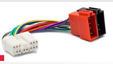 CARAV 12-121 Autoradio Adapterkabel ISO für SUBARU Forester Impreza Vivio
