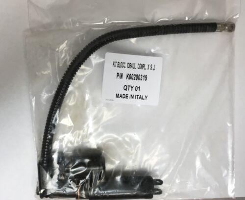 Tecomec Hydraulic Assembly Super Jolly K00200319 replaces Oregon 620-120 546950