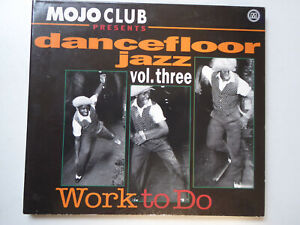 VARIOUS-lt-gt-Mojo-Club-Presents-Dancefloor-Jazz-Vol-3-lt-gt-VG-CD