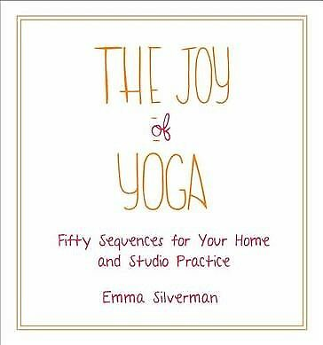 joy of yoga  fifty sequences for your home and studio