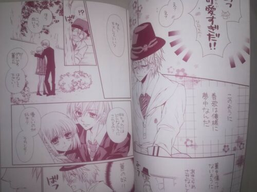 Doujinshi LOVELY END Uta no Prince-sama 6 Book Tanemura Arina