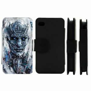 Game-Of-Thrones-Night-King-iPhone-Samsung-Galaxy-Flip-Wallet-Phone-Case
