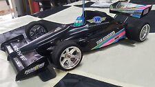 Vintage Associated rc10L Formula 1 car. ARTR. Aluminum wheels