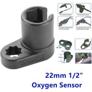 22mm-1-2-034-unita-LAMBDA-sensore-ossigeno-Offset-presa-di-rimozione-strumento-Foro-Wire-26-8