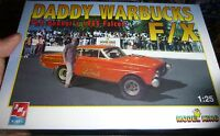 Amt Daddy Warbucks Phil Bonner Falcon Awb 1/25 Model Car Mountain Kit