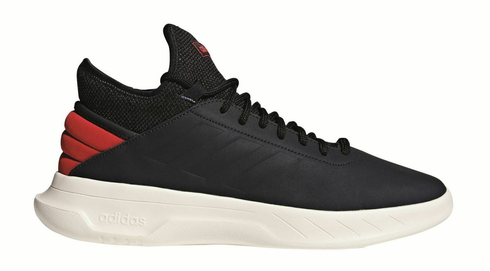 Adidas Performance Men's Leisure Baketball shoes Fusion Storm Legend Ink Red