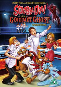 Scooby-Doo-And-the-Gourmet-Ghost-DVD-2018-Doug-Murphy-cert-U-NEW
