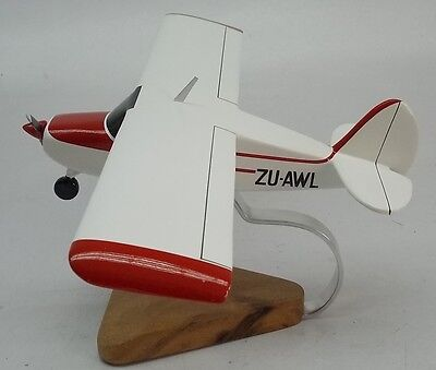 PA-22 Tri-Pacer Piper Colt Pacer PA22 Airplane Wood Model Small | eBay