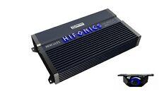 HIFONICS H35-2400.1D +2YR WARNTY HERCULES coche 2400W Amplificador 1 canales amplificador Mono