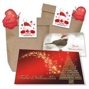 Weihnachtsfeier Wichteln.Details Zu 8 Diy Papiertüten Weihnachtskarten Aufkleber Weihnachtsfeier Wichteln Lustig Rot
