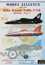 Model Alliance 1/48 BAe Hawk T.1 # 48105