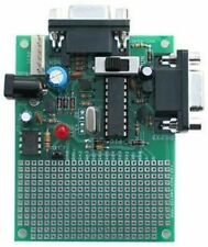 Microchip Pic Programmer And Prototype Board 18 Pin