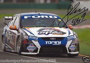 Shane-Van-Gisbergen-Signed-6x4-or-8x12-Photo-PRINT-V8-Supercars-FORD-SBR-SP-TOOL