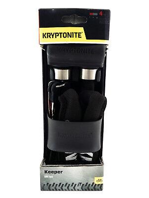 Orange Kryptonite Keeper 411 Chain Lock with Key 4 x 110cm