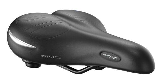 Selle Royal Sattel Premium Range Unisex Manhatten 270x245mm schwarz Fahrrad