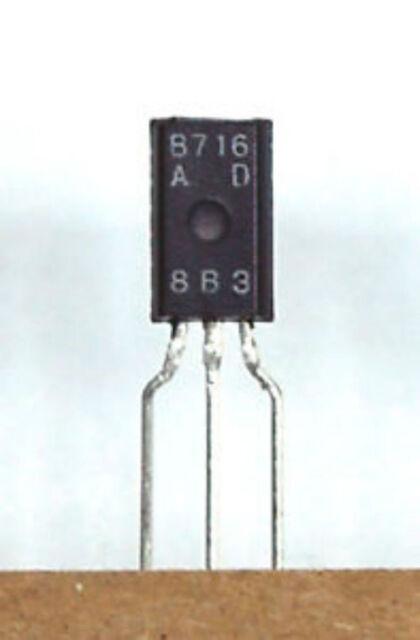2SB716 Hitachi Transistor TO-92L'' GB Empresa SINCE1983 Nikko ''