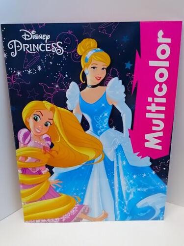 Disney Malbuch Malheft Ausmalbuch Multicolor Princess 14884