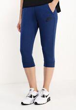 Women's Nike Tech Fleece NSW 3/4 Length Jogging Bottoms Knee Length Size Small S