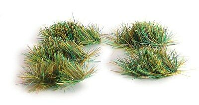 Static Grass 6mm Self Adhesive Patchy Grass Tufts 1st Class Post Peco PSG-65