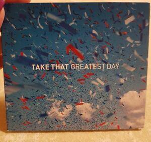 Take That Greatest Day - Italia - Take That Greatest Day - Italia