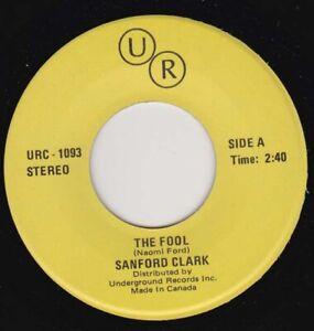 SANFORD-CLARK-The-Fool-7-034-45