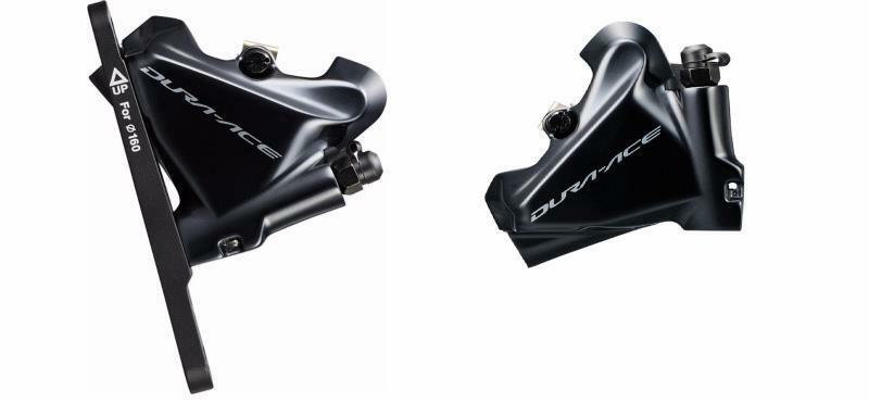 Shimano Dura-Ace  BR-R9170 Hydraulic Disc Brake Caliper F & R  not to be missed!