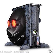Calibur11 Mlg Vault, Para Xbox 360 Slim, 3d con armadura de juego de funda, BNIB, Negro