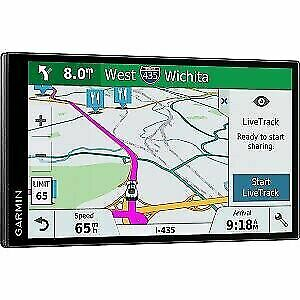 Garmin DriveSmart 61 LMT-S 6 95 inch GPS Navigator for sale