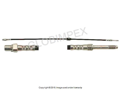 Centric Brake Hydraulic Hose for 2001-2005 BMW 325xi 2.5L L6 Braking pm