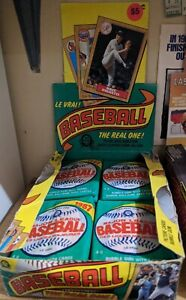 (1) 1987 O-Pee-Che OPC Baseball Unopened Wax Pack from Box Barry Bonds Rookie RC