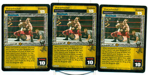 3X TWO WWE RAW Deal Playset *Free Shipping* RARE LOT