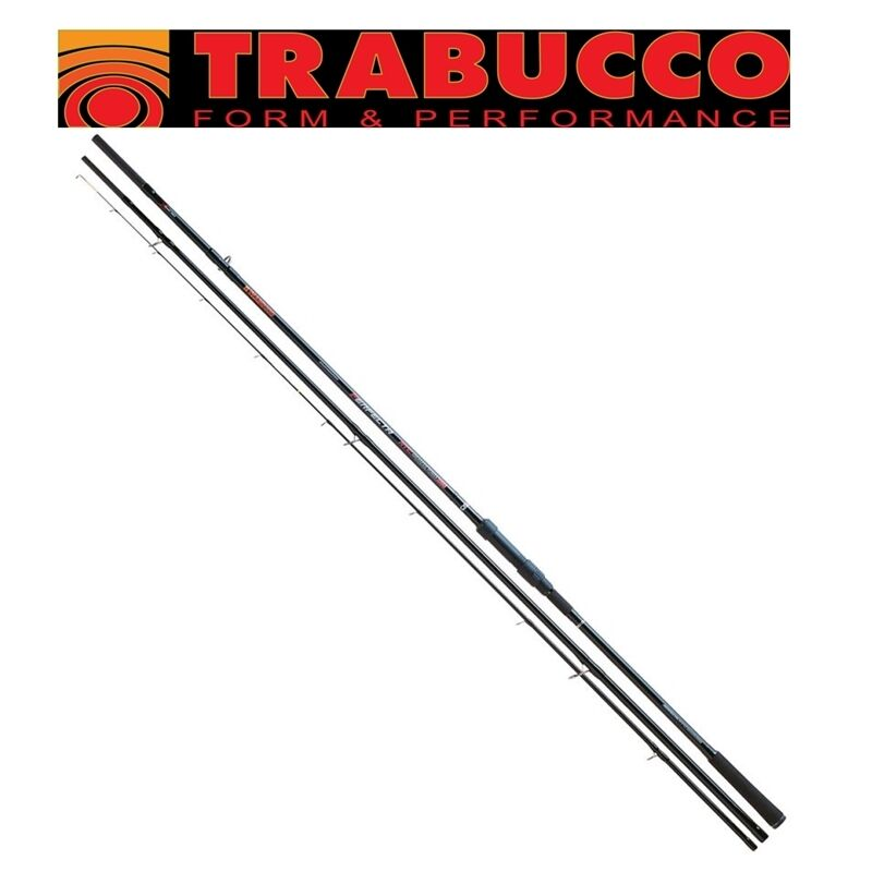 NEW CANNA TRABUCCO PERFECTA ATC LONG DISTANCE mt 3,90 azione H 130gr