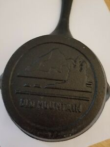 Old-Mountain-Cast-Iron-Skillet-7-5-034-New