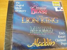 THE MAGICAL MUSIC OF DISNEY KUNZEL -CINCINNATI POPS ORCHESTRA  CD SIGILLATO