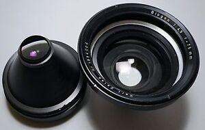 Linhof-Carl-Zeiss-Biogon-75-4-5-Lens-Elements-for-parts-only