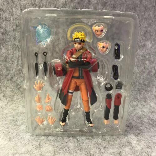 SHF S.H.Figuart Uzumaki Naruto Sennin Mode Action Figure Box Packed Toy Gift