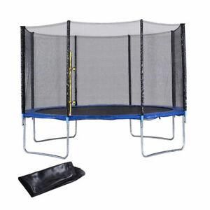 Exacme Trampoline Trampoline De Jardin Avec Accessoires Net Ladder Ensemble Complet Tüv Süd Gs