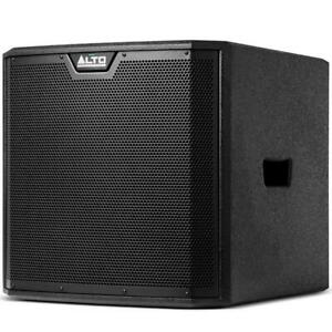ALTO TS312S 2000-Watt 12-Inch Powered Subwoofer Ontario Preview