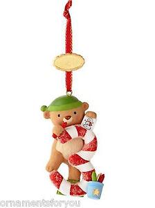 Hallmark 2013 My Third Christmas Ornament | eBay