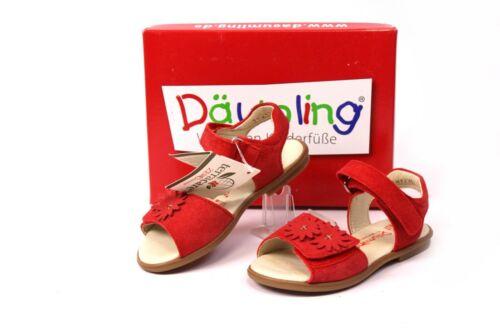 27-32 Sandaletten Schuhe Leder fire WMS Mittel Däumling Mädchen Sandalen Gr