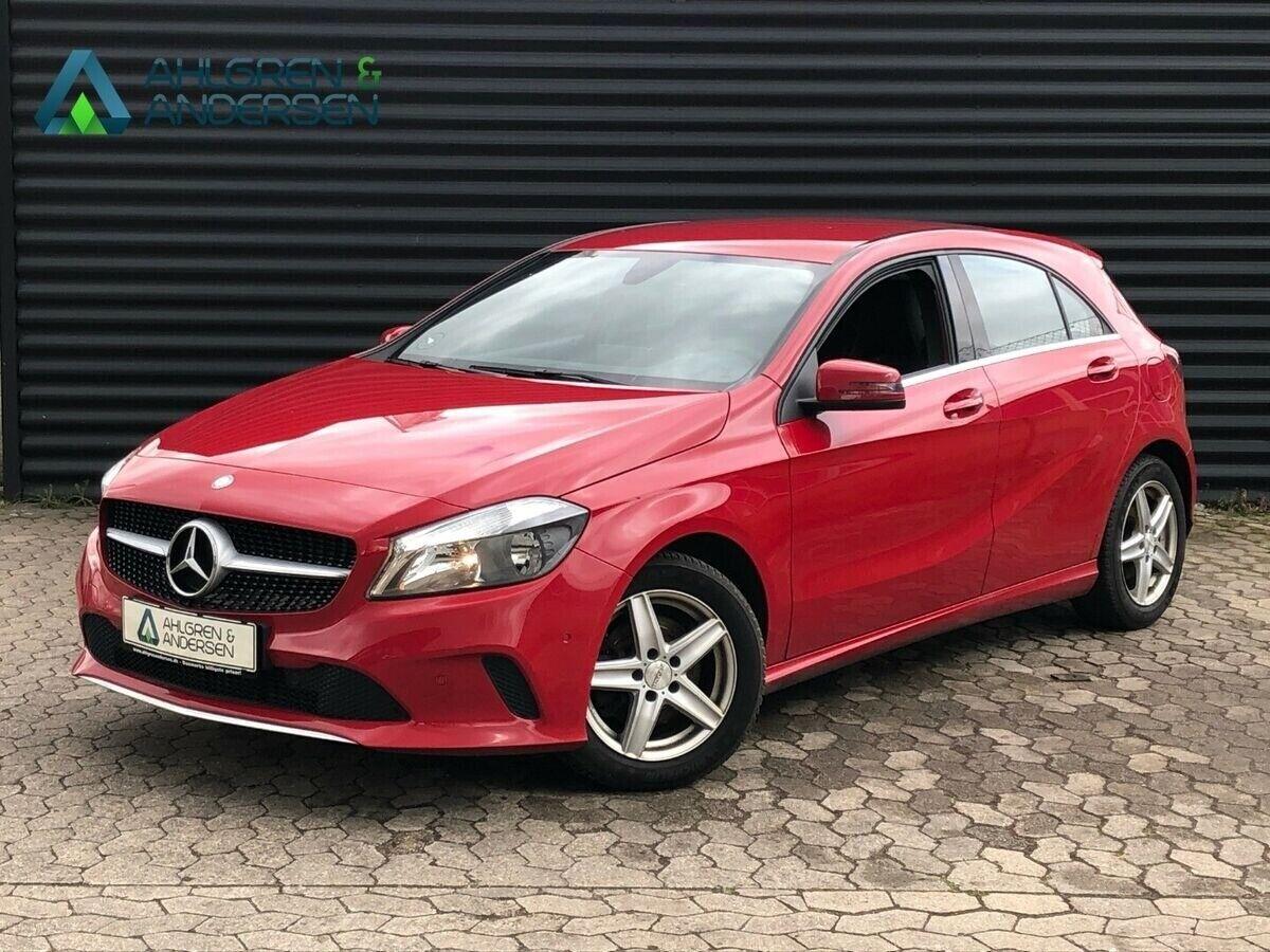 Mercedes A200 d 2,2 Business 5d