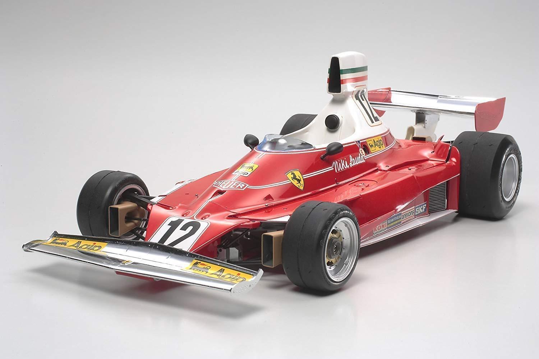 Tamiya  escala grande Serie No.34 Ferrari 312 T De Plástico Modelo 34