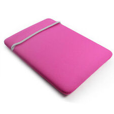 "Pink 13"" Laptop Soft Bag Case Sleeve Cover Pouch For 13.3""Apple Macbook Pro"