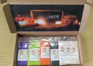 Halloween themed Wax Melt/Make Up Pigment Set - FREE POST