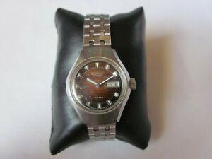 CITIZEN Day/Date Automatik Automatic Damen Uhr 6600 ; 4-662024TA Ladies 21 Jew