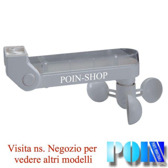 Anemometro Per Tende Da Sole.Sensore Sole E Sensore Vento Anemometro Per Tende Da Sole Tapparelle Compatibile Ebay